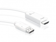 JDC158 DisplayPort to 4K HDMI Cable