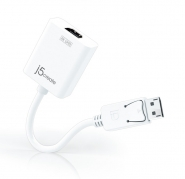 JDA158 DisplayPort to 4K HDMI Active Adapter