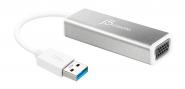 JUA315 USB 3.0 VGA SLIM Display Adapter