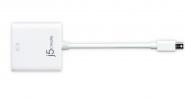 JDA132 Mini DisplayPort to DVI Adapter