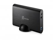 "JEE351 3.5"" SATA to USB 3.0 External Hard Drive Enclosure"