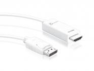 JDC158 4K HDMI DisplayPort Cable