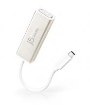 JCA111 USB Type-C to VGA Adapter