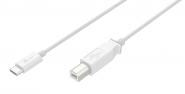 JUCX11 USB2.0 Type-C to Type-B Cable