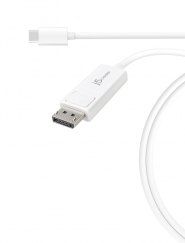 JCA141 USB Type-C to 4K DisplayPort Cable
