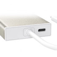 JCD376 USB 3.1 Type-C Fully Functional Mini Dock