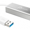 JUA355 USB 3.0 HDMI SLIM Display Adapter