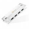 JUH345 USB 3.0 4-Port HARMONICA HUB