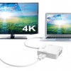 JDA173 Mini DisplayPort to 4k DisplayPort/4k HDMI/DVI
