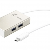 JCH343 USB Type-C 4-Port HUB